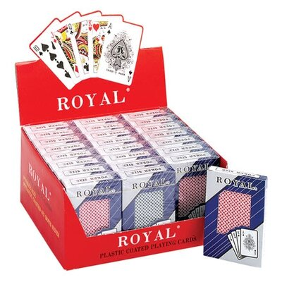 CHH Pinochle Playing Cards (Set of 24)