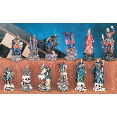 CHH Fantasy Chess Piece Set
