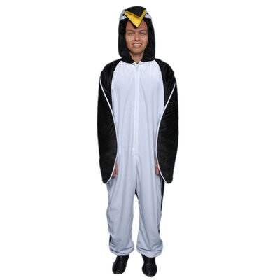 Adult Penguin Plush Adult Costume