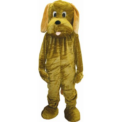 Puppy Mascot Adult Costume