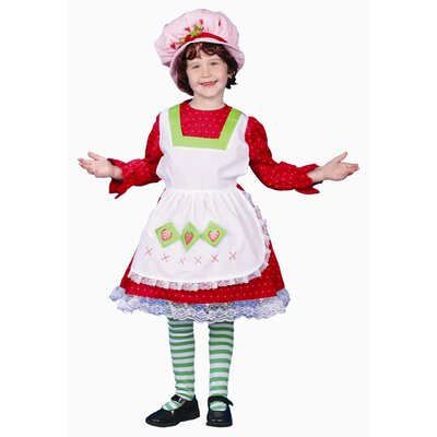 Dress Up America Adorable Country Girl Children's Costume