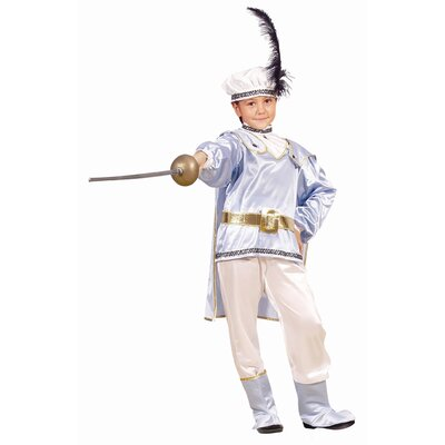 Dress Up America Prince Charming Children's Costume