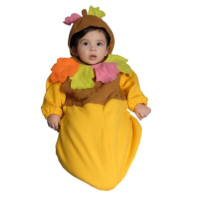 Dress Up America Infant Acorn Costume