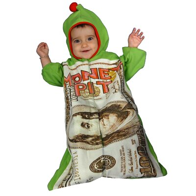Dress Up America Infant Money Pit Costume