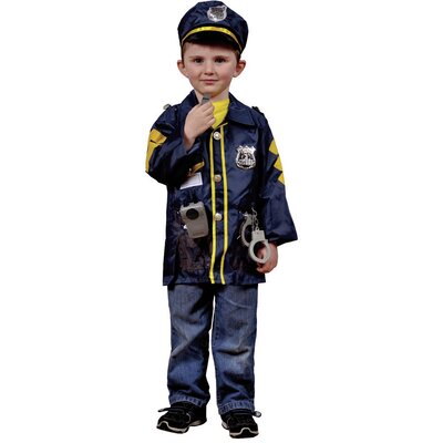 Dress Up America Police Officer Role Play Dress Up Set