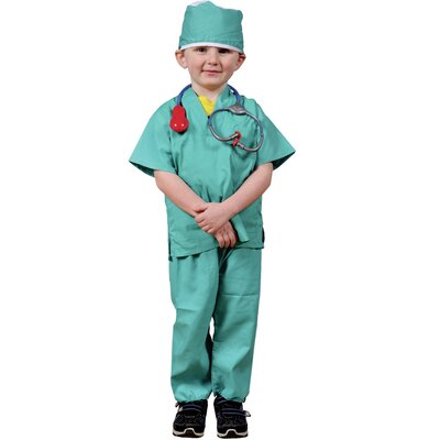 Dress Up America Surgeon Role Play Dress Up Set