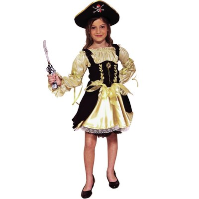 Caribbean Girl Pirate Costume