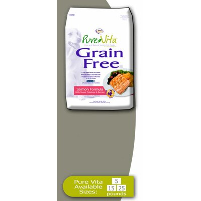 Salmon and Sweet Potato and Berries Grain Free Dry Dog Food
