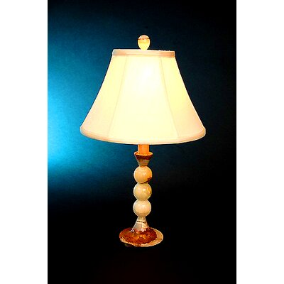 Lex Lighting Chartreuse Piano Table Lamp with 3-Way Switch