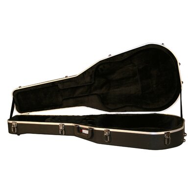 Gator Cases Molded 12-String Dreadnought Guitar Case