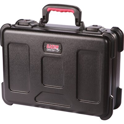 "Gator Cases Molded PE Mixer or Equipment Case: 10"" x 15"" x 4.25"""