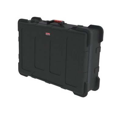 "Gator Cases Molded PE Mixer or Equipment Case: 22"" x 25"" x 6"""