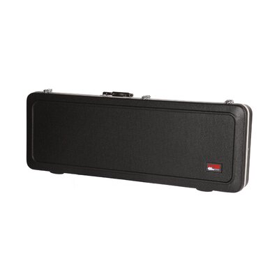 Molded Extra Long Electric Guitar Case
