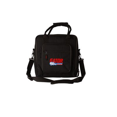 "Gator Cases Mixer / Gear Bag: 5.5"" H x 12"" W x 12"" D"
