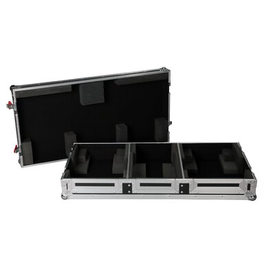 "Gator Cases Large 10"" Coffin Style DJ Case"