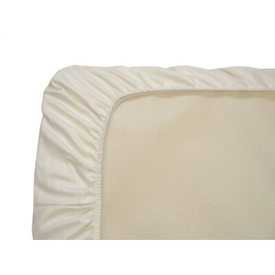 Naturepedic Organic Cotton Bassinet Sheet