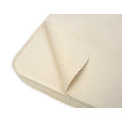 Naturepedic Waterproof Flat Portacrib Pad