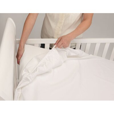 Naturepedic Crib Sheets in White (Pack of 3)