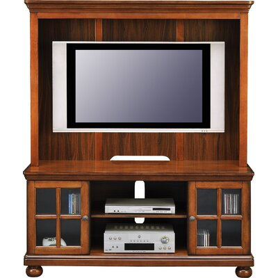 Altra Furniture Brown Oakland Entertainment Center | Wayfair