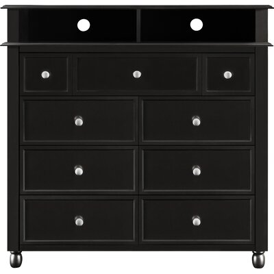 Winslow Media 8 Drawer Storage Chest