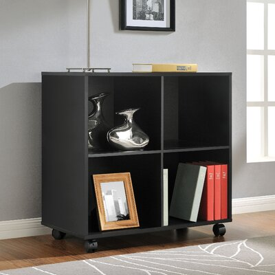 Altra Furniture 4 Cube Mobile Storage