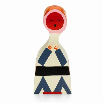 Vitra Vitra Design Museum Wooden Dolls No. 18 Figurine