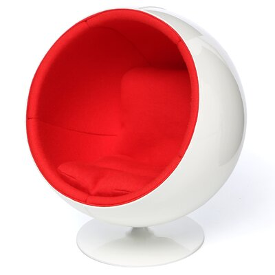 Vitra Miniatures Ball Chair Figurine
