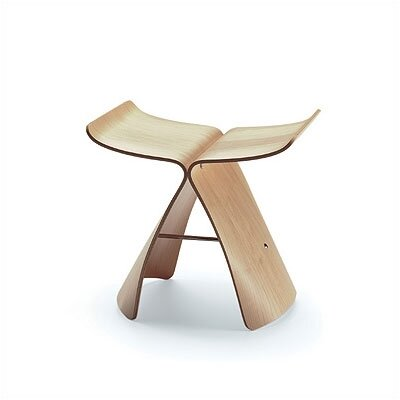 Vitra Design Museum - Butterfly Stool