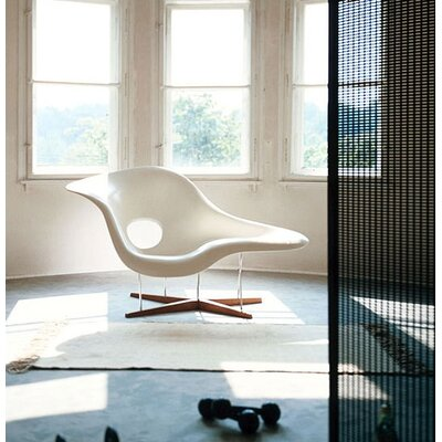Vitra La Chaise Lounge Chair by Charles and Ray Eames