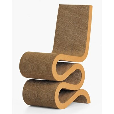 Vitra Wiggle Side Chair by Frank Gehry