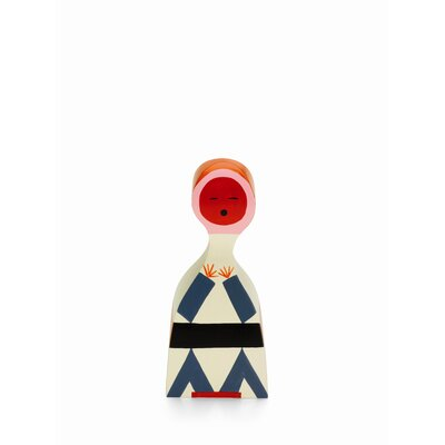 Vitra Vitra Design Museum Wooden Dolls No. 18 by Alexander Girard