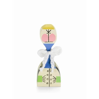 Vitra Vitra Design Museum Wooden Dolls No. 21 by Alexander Girard