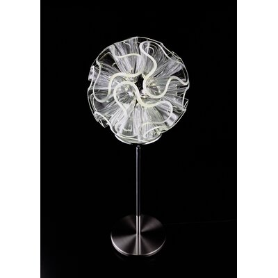 "QisDesign Coral 21.65"" H Table Lamp"