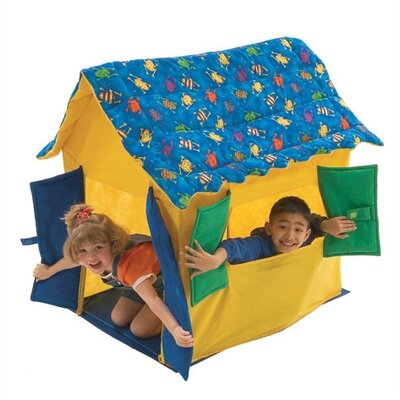 Bazoongi Kids Froggy Fun Play Tent