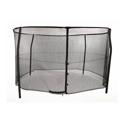 Bazoongi Kids 15' G4 Enclosure System for Trampoline