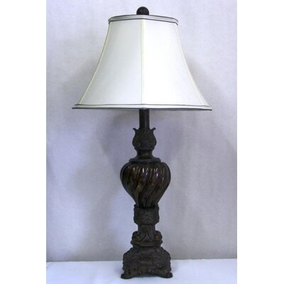 Lamp Factory Transitional Table Lamp