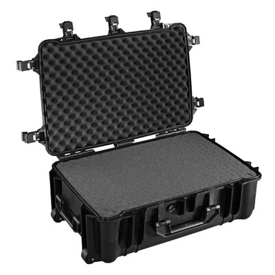 B&W Type 70 Rolling Black Outdoor Case