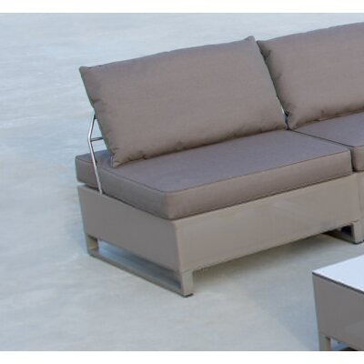 Les Jardins Hegoa Deep Seating Group with Cushion