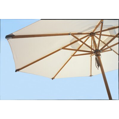 Les Jardins Shade 11' Easy Wind Umbrella