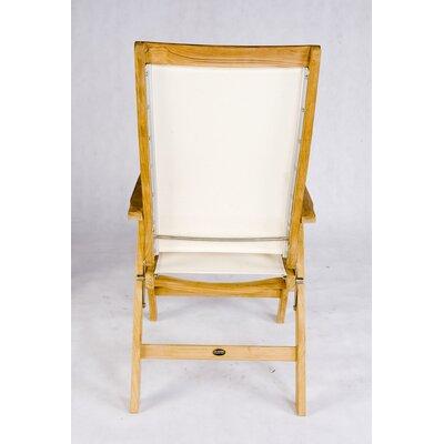 Les Jardins Teak Dining Arm Chair