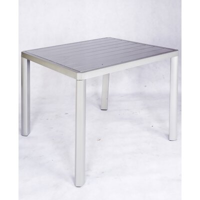 Les Jardins Out of Blue Elysun Square Dining Table