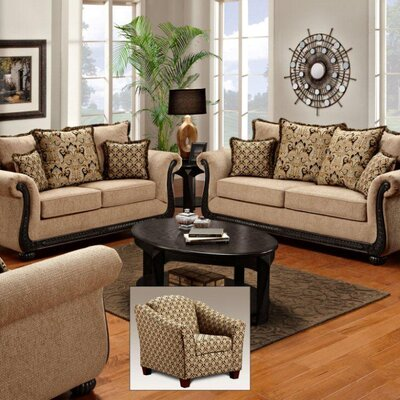 Verona Furniture Lily Living Room Collection