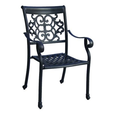 Paragon Casual Edina Dining Arm Chair