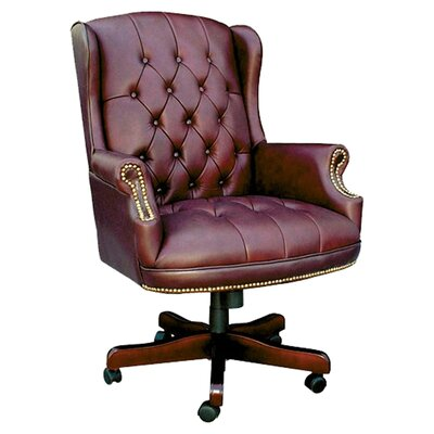 Boss Office Products Traditional Series High-Back Office Chair