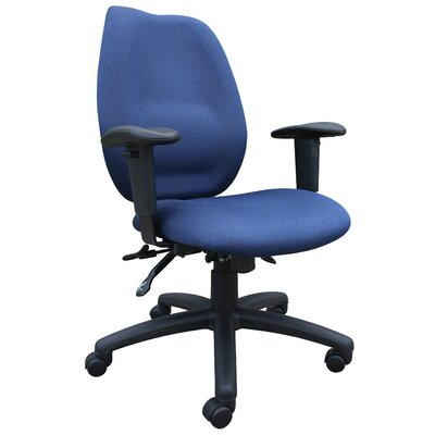 Boss Office Products Ergonomic High-Back Multi-Tilt Task Chair