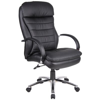 Boss Office Products Deluxe High-Back Executive Chair