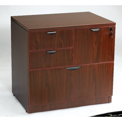 Boss Office Products Combo Lateral File