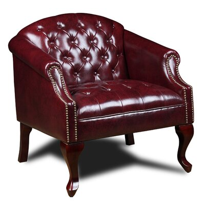 Boss Office Products Button Tufted Club Chair