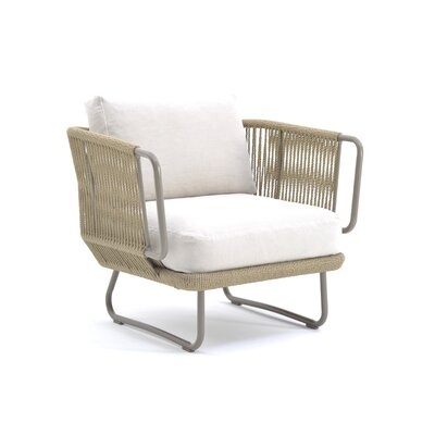 Varaschin Babylon Deep Seating Armchair with Cushions