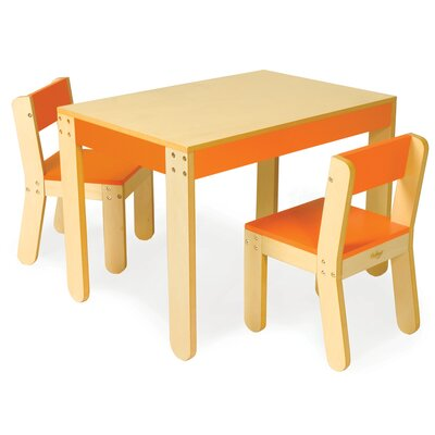 P'kolino Little One's Table and Chair Set